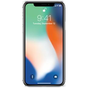 iphoneXsilver