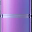 z-flip-purple-back
