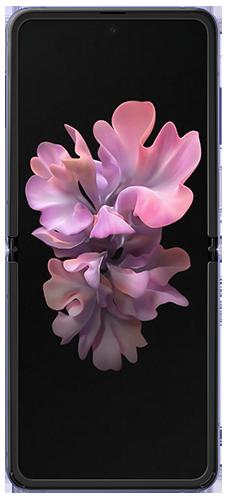 z-flip-purple-front